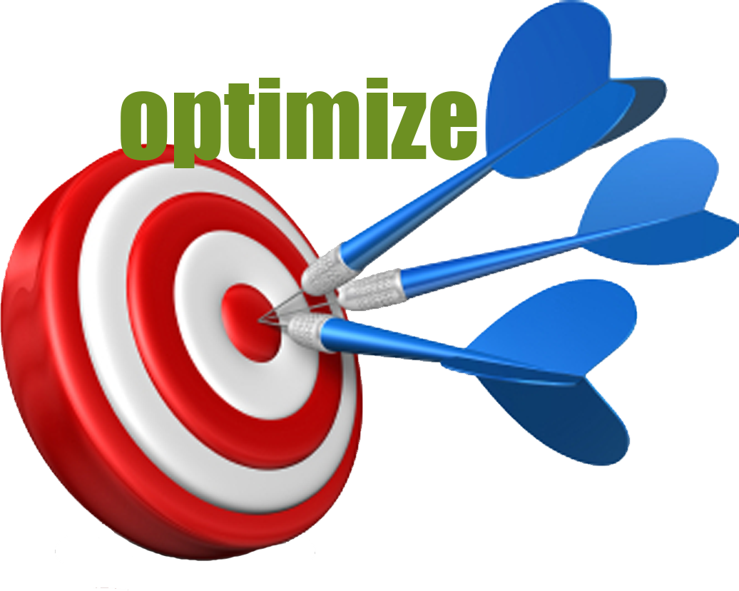 Optimize: Step 3 of the Think Expand Content Marketing Services