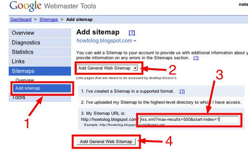The Importance Of Setting Up A Sitemap For Your Affiliate