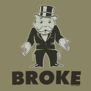get rich slowly even if youre broke
