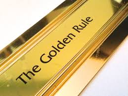 golden affiliate marketing rule