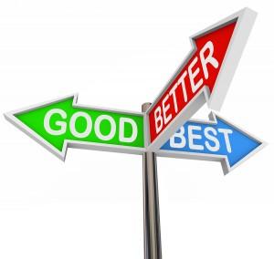 good hosting company vs best