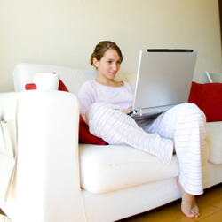 real way to earn income home based work