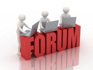 affiliate forum marketing