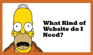 what kind of website do i need for affiliate marketing