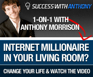 is success with anthony a scam