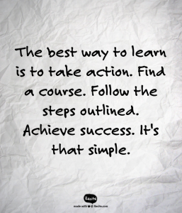 best way to learn affiliate marketing