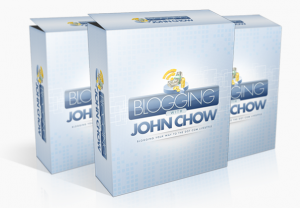blogging with john chow scam or real?