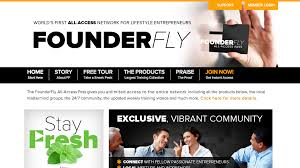founder fly by ryan lee review