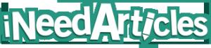 ineedarticles.com logo